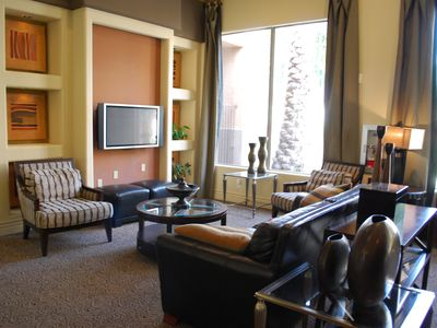 Mesa condo rental - Clubhouse - Lounge