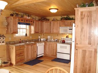 Murphy cabin photo - Kitchen