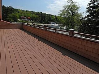 Alton Bay condo photo - Private roof deck