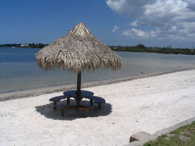 Palapa on Beach