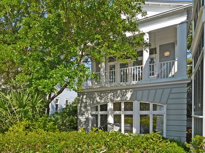 Front Exterior | Spin Echo | Cottage Rental Agency | Seaside, FL