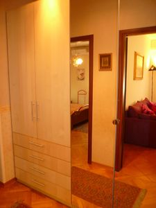 Historic Center apartment rental - Vestibule