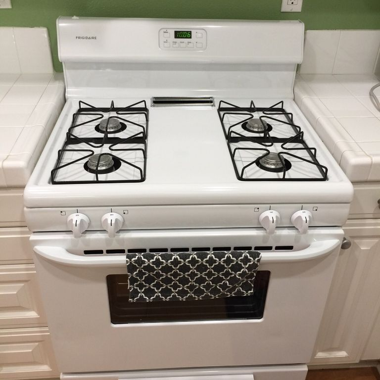 Stoves 110 dual fuel range cookers