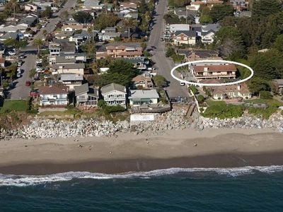 Just one house away from 26th Avenue Beach