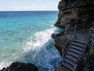 Curacao house photo - Step in to have a relaxing swim or explore the worlds most beautiful coral reefs