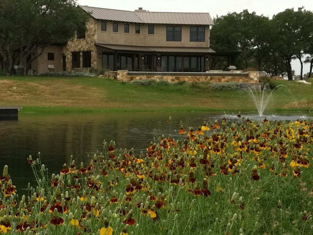 Texas Hill Country Family Ranch Home with Pool