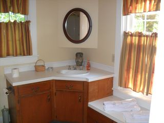 Middletown house photo - Downstairs Bath with Shower