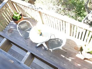 Mill Valley house photo - Bird's eye view of Master Deck area