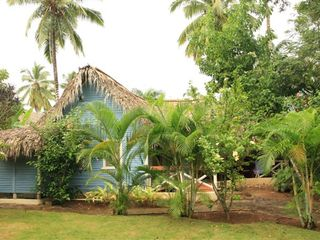 Las Terrenas cottage photo - El Palomar Exterior