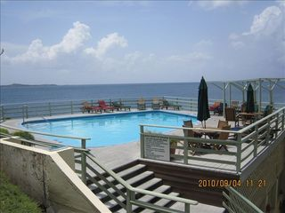 Southside condo photo - Sea Cliff Villas Pool Fully Accessible for Waterga