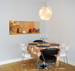 Montreal condo photo - Dining area/ Salle à manger