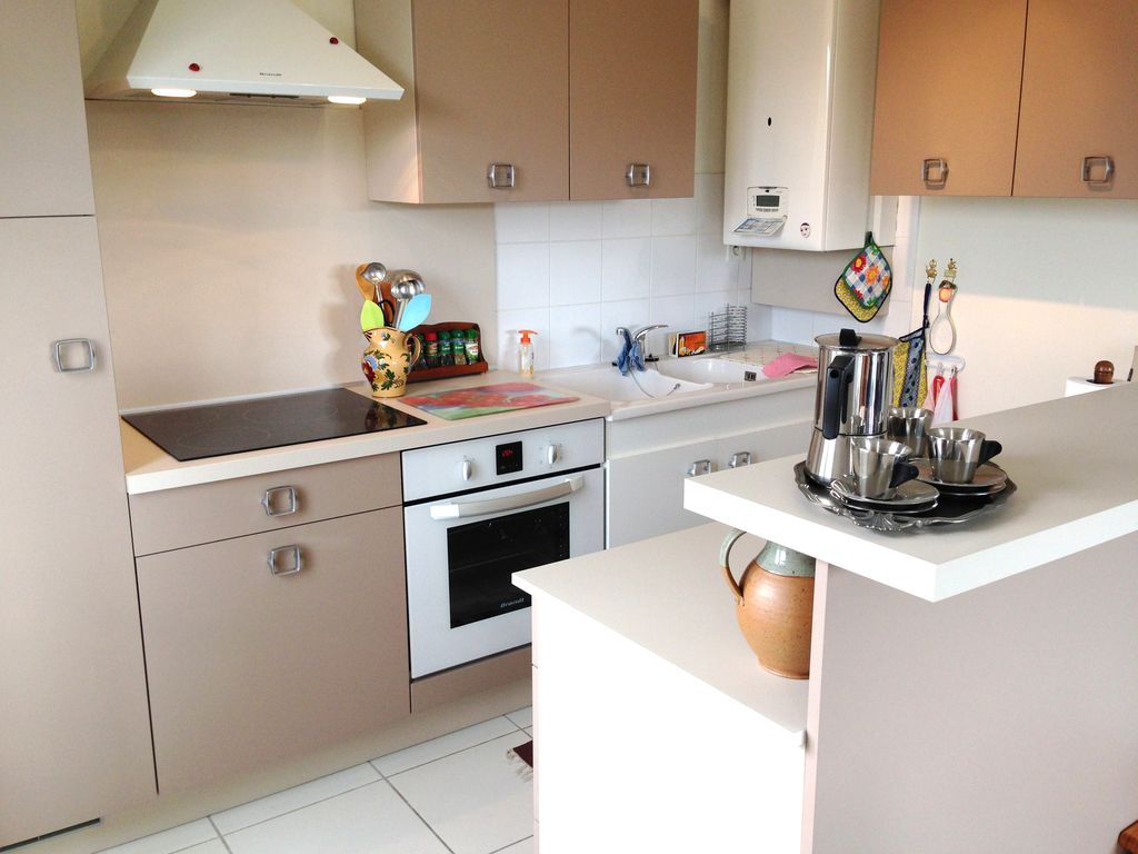 Holiday apartment, 70 square meters