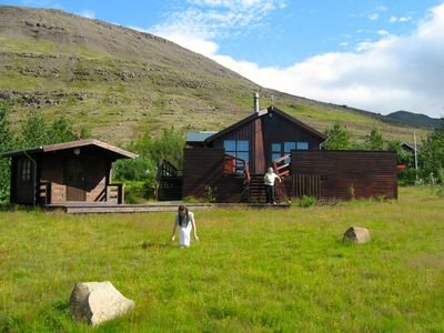 image for Rural location 40 min from Reykjavík. Close to all major sights of south.