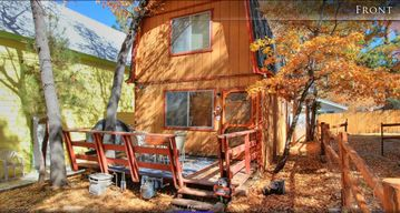 Big Bear Lake house rental - A COZY CABIN