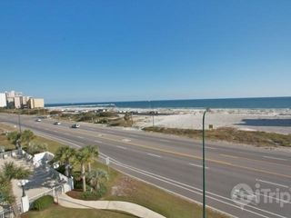 Orange Beach condo photo - Public beach access across the street