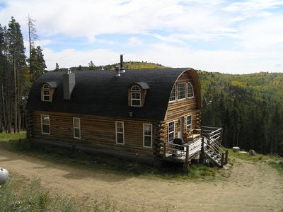 The Whitehorse Cabin