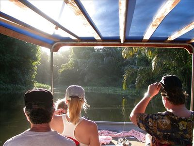 TORTUGUERO NATIONAL PARK JUNGLE TOURS