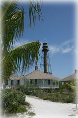 Sanibel Island condo photo - Walking Distance to the Historic Old Sanibel Lighthouse-