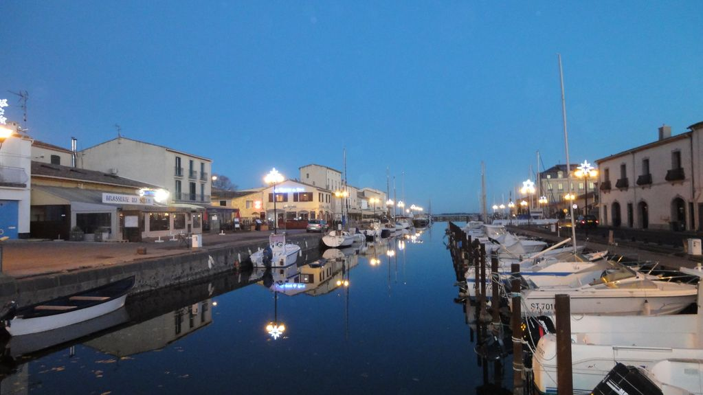 Holiday apartment, close to the beach, Marseillan, Languedoc-Roussillon