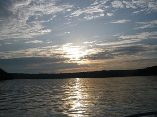 Osage Beach house photo - Lake Of the Ozarks Beautiful Sunsets.