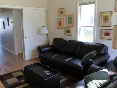Petoskey house rental - Den