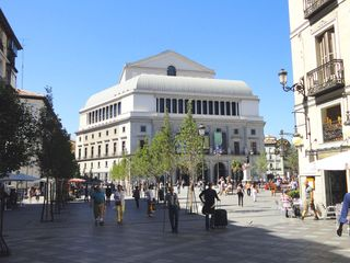 Madrid Center studio photo - Nearby Royal Theater Junto Teatro Real