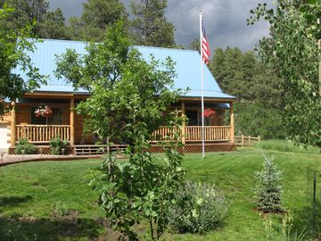 Bayfield cabin rental - There's nothing better than summertime in cool Colorado!