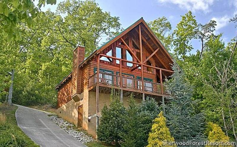 luxury cabin in pigeon forge with beautiful vrbo