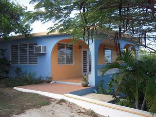 Vieques Island villa photo - Front of the house