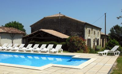Country House In 3 Acres, Tranquil Setting, With Private Pool.
