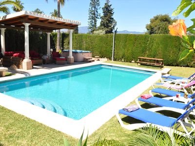 FANTASTIC LUXURY FAMILY HOUSE FOR 10 NEXT TO BEACH, TO TOWN TO MANY GOLF COURSES