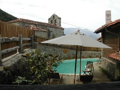 Vega de Liébana apartment rental - Swimming pool