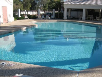 Chandler townhome rental - Community pool short distance from my unit