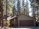 Front Elevation of Carol on the culdesac - Flagstaff house vacation rental photo