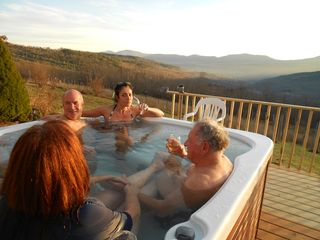 Windham house photo - Hot Tub, New in the fall of 2011