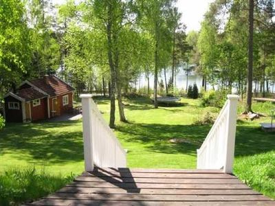 Stockholm Archipelago house rental - View from the top