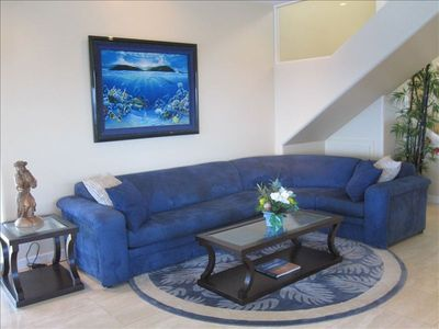 "Spacious Great Room Offers Incredible Views, 52"" HD-TV, Blue Ray DVD & Ipod Dock"