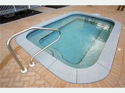 Ocean Reef condo rental - Beach Front Hot Tub