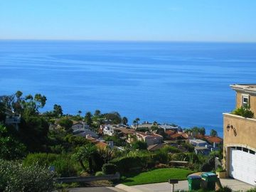 Laguna Beach house rental - Take a deeeeeeeeep breath... You're in Laguna Beach! Ocean View from the patio.