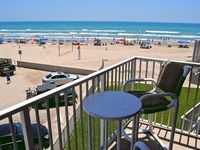 BEACH FRONT condo with amazing views of the Gulf of Mexico
