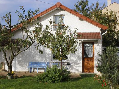 House, 35 square meters, with terrace