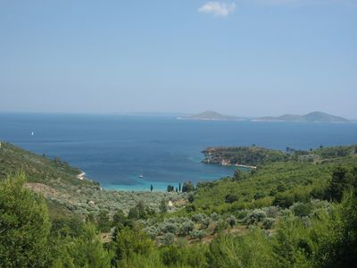 View over Tzortzi Gialos bay