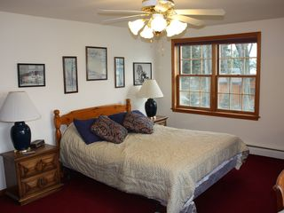 Burt Lake house photo - Bedroom 2 third floor