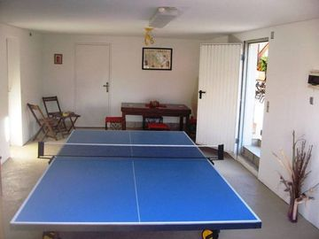 The Family/Games Room, with pool access