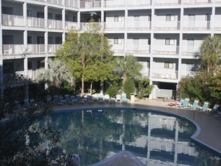 Folly Field condo photo - One of three pools