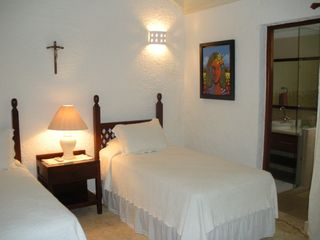 La Romana villa photo - Twin bedroom