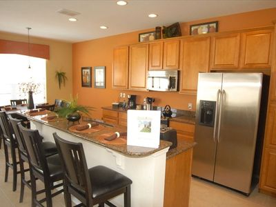 Fully Appointed Kitchen makes home cooked meals a breeze