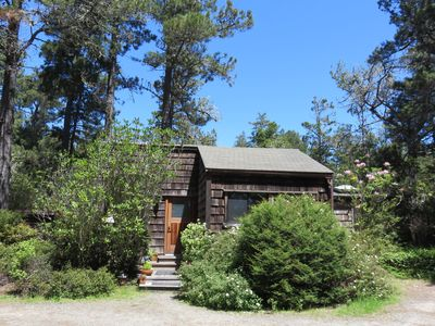 Caspar Cottage, Charming Private Mendocino Vacation Rental