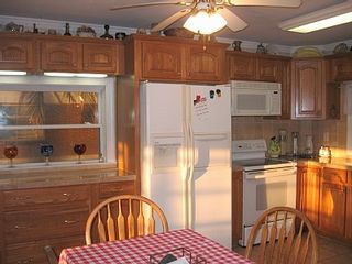 Jekyll Island cottage photo - .Ocean Front Duplex Kitchen B