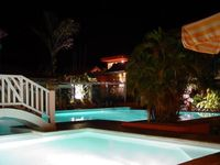 Saint Anne: Hameau de Beauregard TiSoleil 2 bedroom pool in St Anne